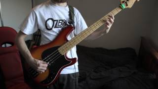 10 Years - Actions and Motives (Bass Cover)