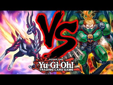 Competitive Yu-Gi-Oh! Duels: Salamangreat vs. True Draco! (August 2019)