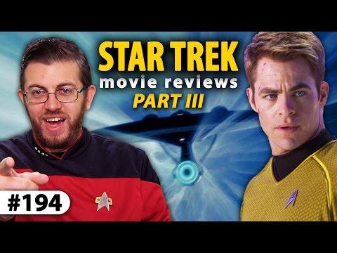 STAR TREK BEYOND Movie Review + Reboot Trilogy