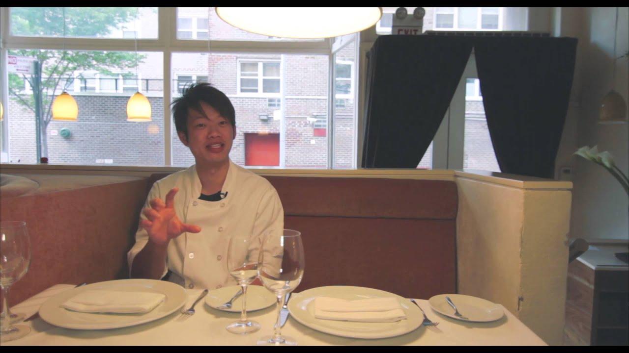 "Titus ""Danny"" Wang Sous Chef from Annisa, Eater Young Gun thumbnail"
