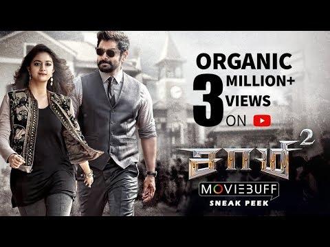 Download Saamy 2 - Moviebuff Sneak Peek | Vikram, Keerthy Suresh, Aishwarya Rajesh | Hari | Devi Sri Prasad HD Mp4 3GP Video and MP3