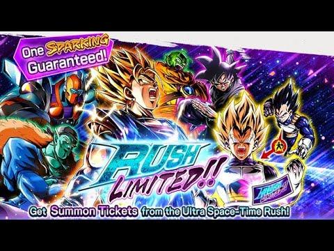 Gastando mis 10 Tickets   Dragon Ball Legends