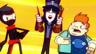 Классный ниндзя - Хорошо, когда есть друзья (Части 1 и 2) - Сезон 2 Серия 24 | Мультфильм Disney