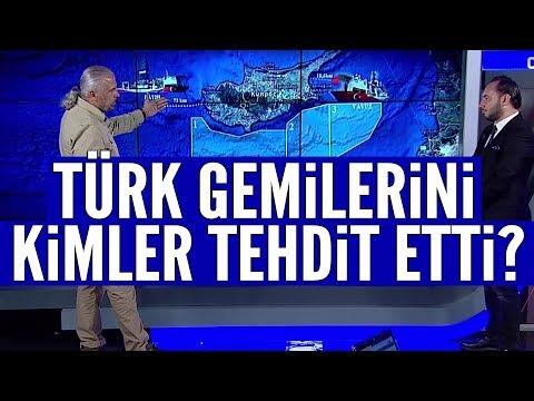 Doğu Akdeniz'deki Türk gemileri tehdit altında mı?