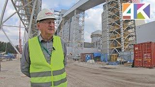 Elektrownia Jaworzno. Henryk KAŁUŻA, Dyrektor Budowy: po 40 miesiącach działalności skupiamy się przede wszystkim nad procesami związanymi z AKPiA
