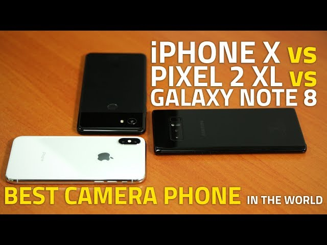 1141d85592da iPhone X vs Pixel 2 XL vs Galaxy Note 8: The Best Camera Phone in the  World? | NDTV Gadgets360.com