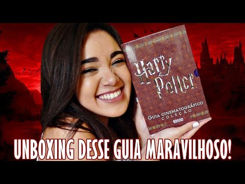FOLHEANDO O GUIA CINEMATOGRÁFICO DE HARRY POTTER | Magia Literária