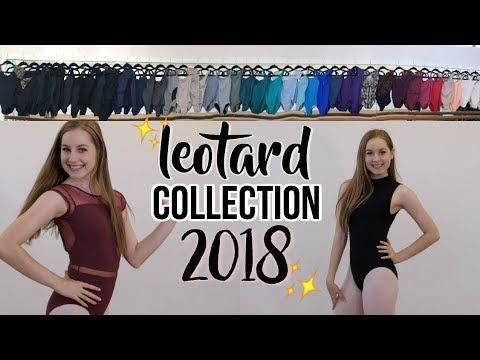 HUGE ! Leotard Collection 2018 | Talia