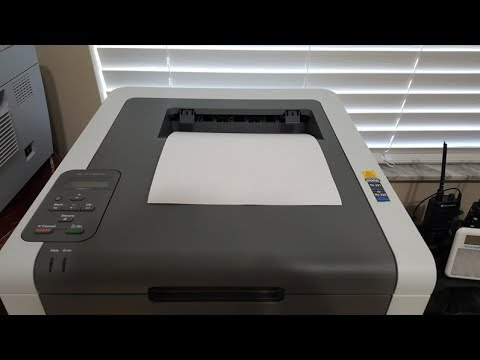 Brother HL3140CW Color Laser TEST/Review