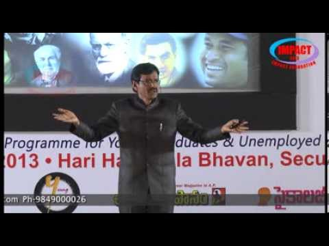 Gym for your Genious|Vishesh|TELUGU IMPACT Hyd Dec 2013
