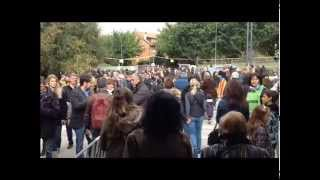 preview picture of video 'El 9N a Sant Cugat del Vallès'