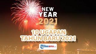 Kumpulan Ucapan Tahun Baru 2021, Cocok Dibagikan di Grup Keluarga dan Reuni