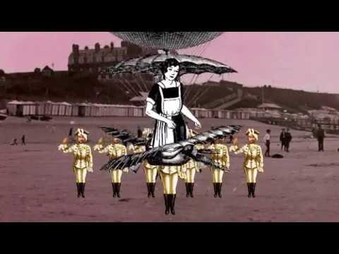 Mosskin - Mosskin - Modrá Vzducholoď (OFFICIAL MUSIC VIDEO) - Time Left Be