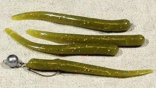 Рыболовная приманка красный червь 200 шт
