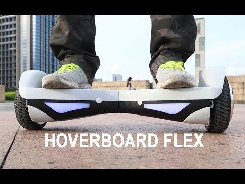 Hoverboard Flex Review, Self-Balancing Scooter, Smart Balance Wheel 2016 [ NEW ]