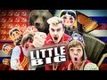 Little Big – Everyday I'm Drinking аккорды, слова, текст песни, играть на гитаре, видео