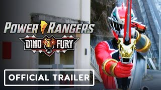Power Rangers Dino Fury: Official Teaser Trailer