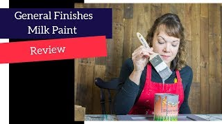 General Finishes Milk Paint Review