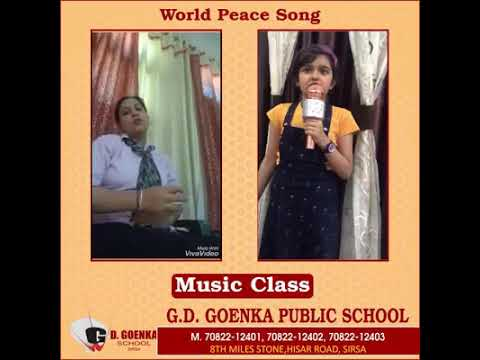 World Peace Song