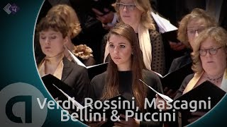 Bellini, Mascagni, Puccini, Rossini, Verdi: Ouvertures