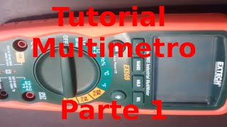 Guida al Multimetro Parte1
