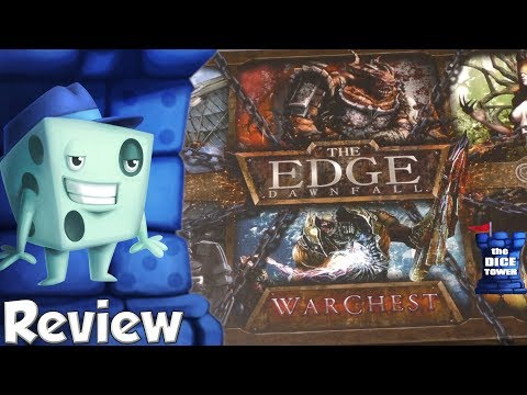 The Edge: Dawnfall Review - with Tom Vasel
