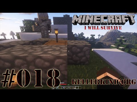 Minecraft: I will survive #018 - Monsterspawner (2) ★ Let's Play Minecraft [HD|60FPS]