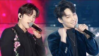 GOT7, 섹시한 오빠들의 무대 'Lullaby' @2018 SBS 가요대전