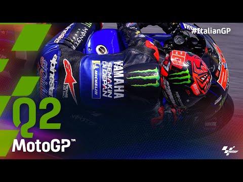 MotoGP 2021 第6戦イタリア 予選Q2ハイライト動画