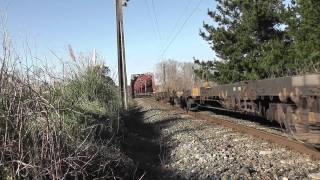 preview picture of video 'NIMT (Kakariki Rail Bridge) 2011-07-15'