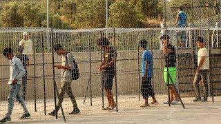 Греция призывает ЕС выделить ей средства на проблему мигрантов