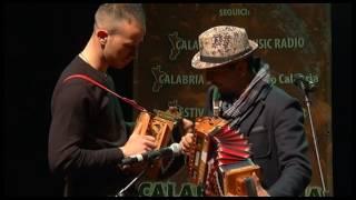 AMAKORA' ospite CICCIO NUCERA - Tarantella -  Calabria Sona Music Channel -