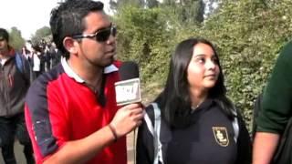 preview picture of video 'PARA TU SHOW! - DIA DEL DEPORTE LICEO DE CORONEL'