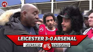 Leicester City 3-0 Arsenal | The Players Don't Want To Fight For The Club Or The Fans!! (Troopz)