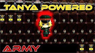 Crashing The Game With Tiny Tanyas! (Tanyas Mod) - Forts RTS [86]