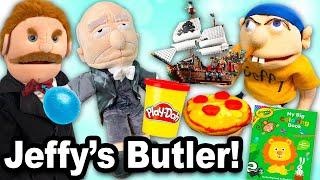 SML Movie: Jeffy's Butler!