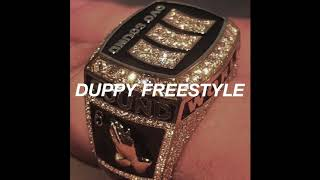 Duppy Freestyle (Audio) - Drake (Video)