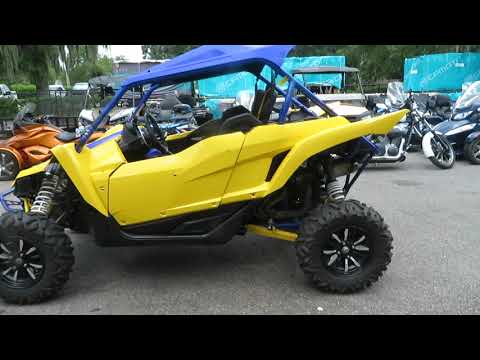 2017 Yamaha YXZ1000R SS in Sanford, Florida - Video 1