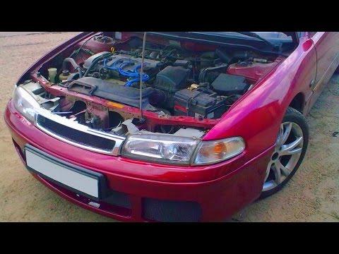 Фото к видео: Mazda 626 GE Эксперимент по установки угла положения трамблера
