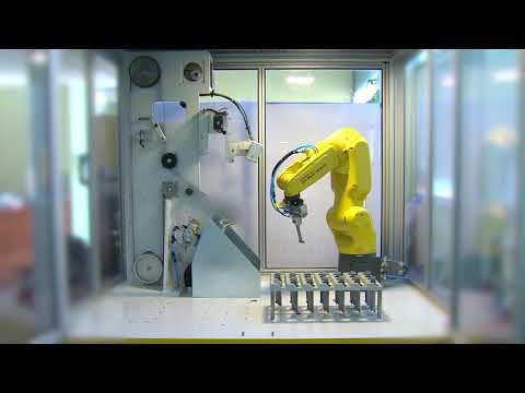 High level robotic deburring