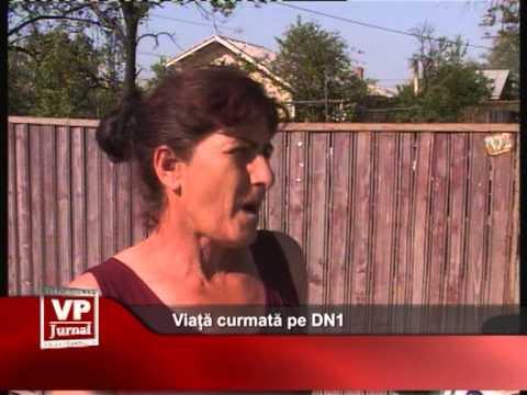 Viață curmată pe DN1