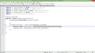 Angular 2 - Loading Json Data
