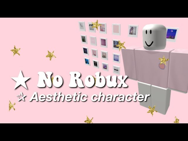 How To Get Free Roblox Character