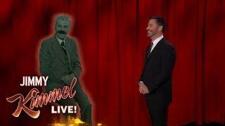 Jimmy Kimmel Talks to Donald Trump