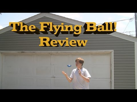 Product Review: The Flying Ball - UFO By Acechum On Amazon