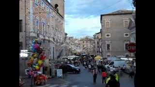 preview picture of video 'Osimo: Festa del patrono'