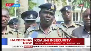 Several people injured in Kisauni gang attack