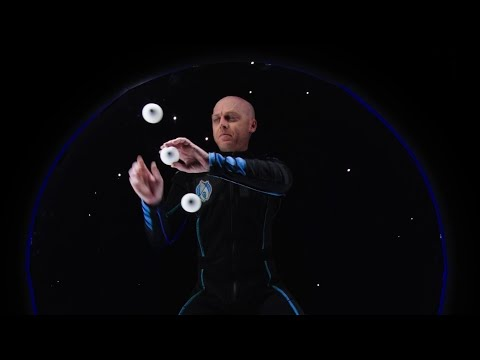 Space Juggling