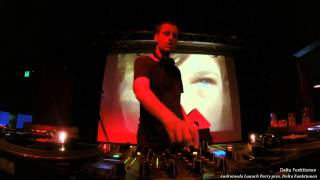 Delta Funktionen - Live @ Andromeda Launch Party x Woolly Mammoth 2014