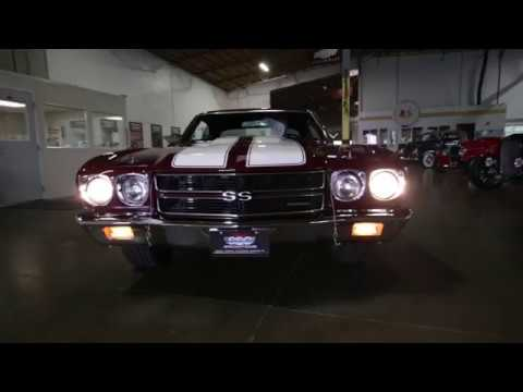 Video of Classic 1970 Chevelle SS - MN2G